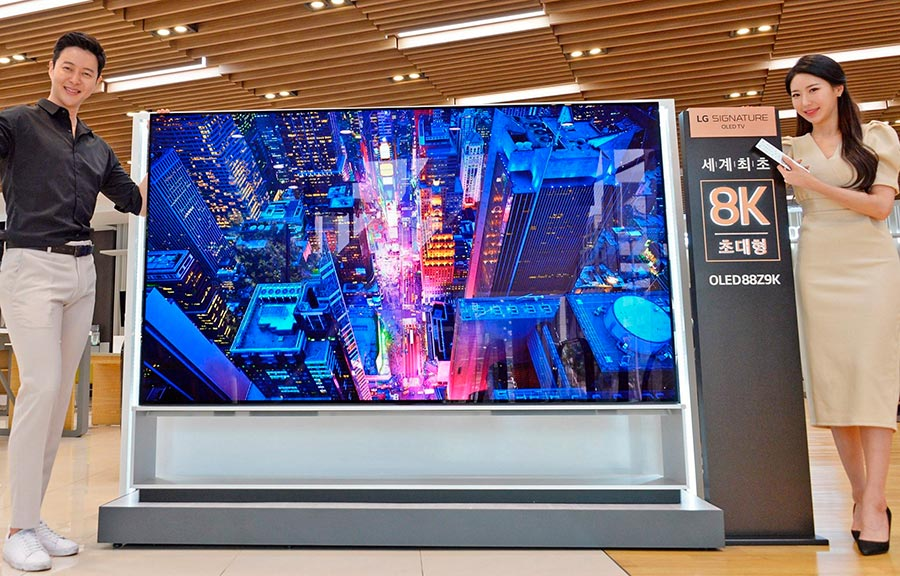 Smart-TV-LG-8K-OLED-88Z9